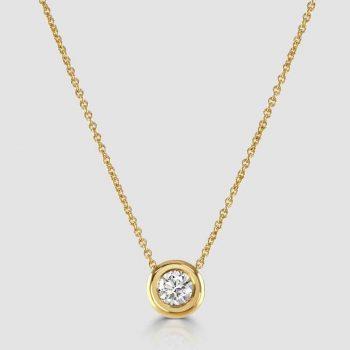 Rub over single pendant