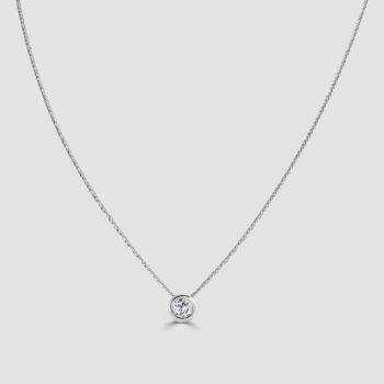 Diamond pendant 0.50ct