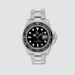 Rolex GMT steel and ceramic